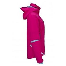 Жіноча лижна куртка 15K ENVY Peoria Pink