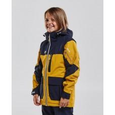 Дитяча зимова лижна парка 10К 8848 Altitude Jayden -Jr Parka Mustard