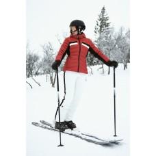 Жіноча лижна куртка 10K 8848 Altitude Lucia Red