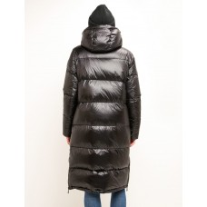 Жіноче пальто-пуховик 8848 Altitude Ariella Black
