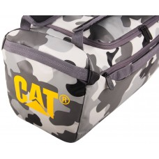 Сумка-рюкзак дорожня CAT Tarp Power 83811.361 сірий камуфляж