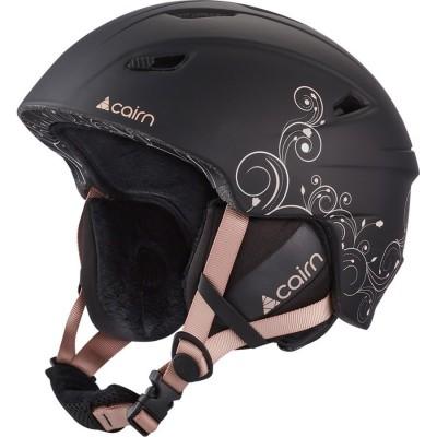 Шолом гірськолижний CAIRN Profil powder pink ornamental
