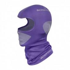 Балаклава BodyDry фіолетова