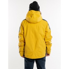 Чоловіча лижна куртка 10K 8848 Altitude Molina Mustard