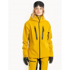 Жіноча лижна куртка 20K 8848 Altitude Pow 2.0 Mustard
