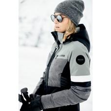 Жіноча лижна куртка 10K 8848 Altitude Zena Grey