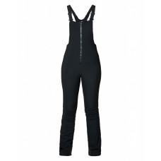 Жіночі лижні штани-напівкомбінезон SoftShell 8К 8848 Altitude Cruella Black
