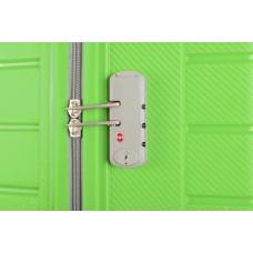 Валіза маленька Carlton Voyager VOYNSETW4-55;ELG зелена