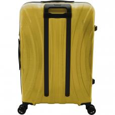 Валіза велика алюміній CATERPILLAR Verve 83873.42 жовта
