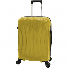 Валіза середня алюміній CATERPILLAR Verve 83872.42 жовта