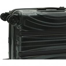 Валіза велика алюміній CATERPILLAR Verve 83873.01 чорна