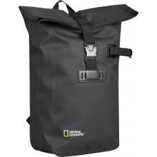 Рюкзак повсякденний з відділенням для ноутбука National Geographic Waterproof N13501;06 чорний