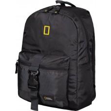 Рюкзак повсякденний з відділенням для планшета National Geographic Recovery N14107;06 чорний