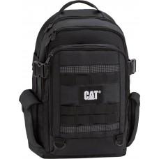 Рюкзак повсякденний з відділом для ноутбука CAT Combat Visiflash 83393;01 чорний