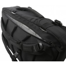 Рюкзак-сумка дорожній з відділенням для ноутбука CAT Ultimate Protect 83703;01 чорний