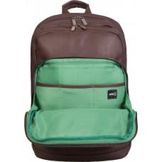 Рюкзак міський еко-шкіра з відділенням для ноутбука National Geographic N13810;33 коричневий