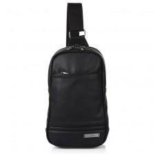 Рюкзак через плече National Geographic N13805;06 чорний