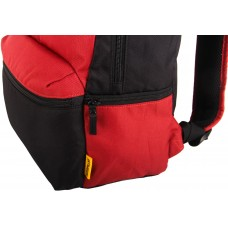 Рюкзак повсякденний CAT Mochillas 83782;430 червоний/чорний