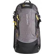 Рюкзак спортивний National Geographic Destination N16083;22 сірий