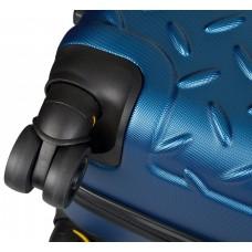 Валіза середня CAT Industrial Plate 83685;177 синя