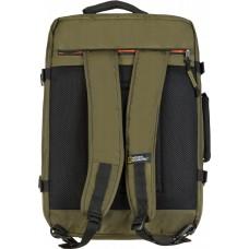 Рюкзак-сумка з відділенням для ноутбука та планшета National Geographic Hibrid N11801;11 хакі