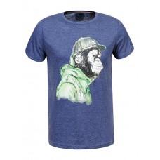 Чоловіча футболка Glo-Story MPO-8621 Monkey