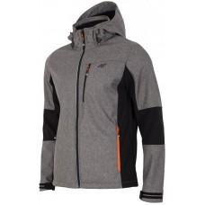 Чоловіча куртка Softshell 4F H4L17-SFM004