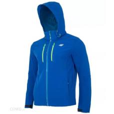 Чоловіча куртка Softshell 4F T4Z16-SFM003 Navy