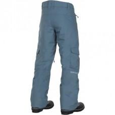 Чоловічі сноубордичні штани 10K REHALL Rider Storm Grey