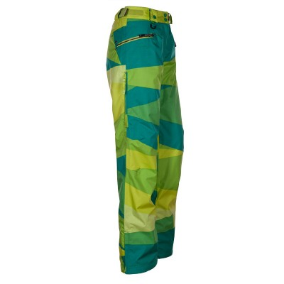 Жіночі сноубордичні штани 10К ENVY Kaja Bright Green