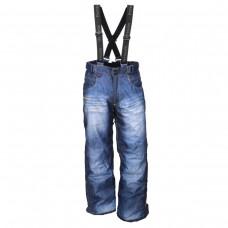 Чоловічі сноубордичні брюки 10K ENVY Iskan Denim