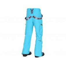 Чоловічі лижні штани 10K REHALL Drain Blue Atoll