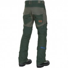 Чоловічі сноубордичні штани 10K REHALL Crack Duffle Bag Olive