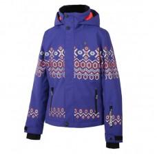 Дитяча лижна куртка 10К REHALL Ceryl-Jr Purple