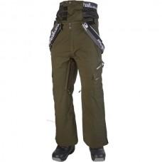 Чоловічі сноубордичні штани 10K REHALL Charlie Olive