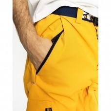Чоловічі сноубордичні штани 10K REHALL Rocker Yellow
