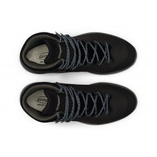 Чоловічі ботинки Grisport 14321 з мембраною чорні