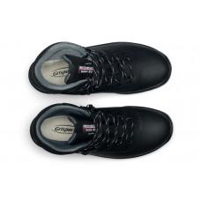 Чоловічі ботинки Grisport 10242 з мембраною чорні