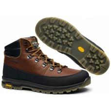 Чоловічі ботинки Grisport 12953 з мембраною коричневі