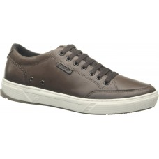 Чоловічі  шкіряні кросівки Pegada 118901-04 Brown