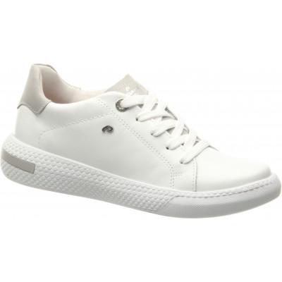 Жіночі шкіряні кросівки Pegada 214351 білі