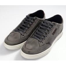 Чоловічі  шкіряні кросівки Pegada 118901-09 Cinza
