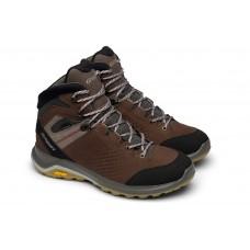 Жіночі ботинки Grisport 14321 з мембраною коричневі