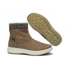 Жіночі ботинки Grisport 43611 з мембраною коричневі