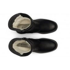 Чоловічі чоботи Grisport 43709 з мембраною чорні