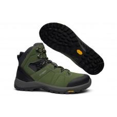 Чоловічі ботинки Grisport 14411 з мембраною зелені