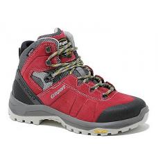 Жіночі ботинки Grisport 14411 з мембраною червоні