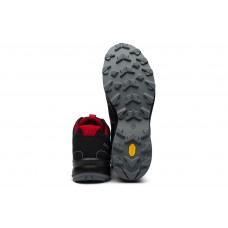 Чоловічі кросівки Grisport 13105 з мембраною чорні