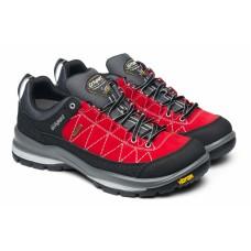 Чоловічі кросівки Grisport 12501 з мембраною червоні