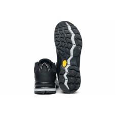Чоловічі кросівки Grisport 12501 з мембраною чорні